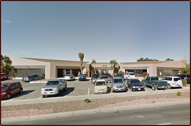 El Paso Podiatry Office
